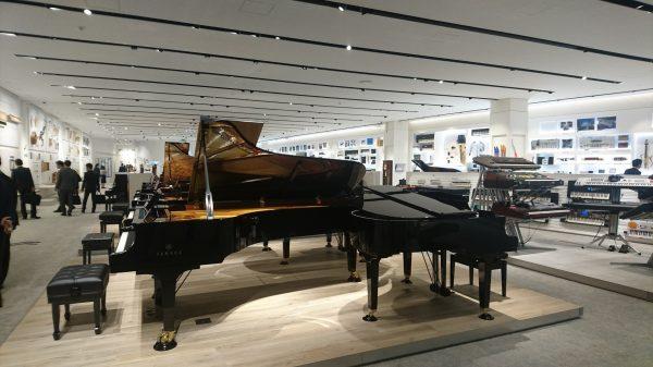 YAMAHA最高級グランドピアノは1千万余裕超え!