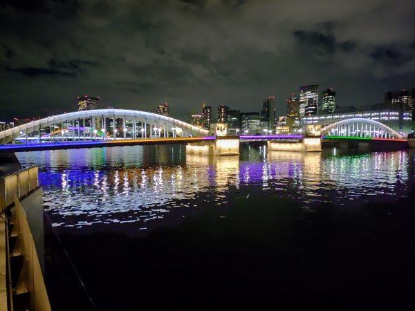 勝鬨橋です